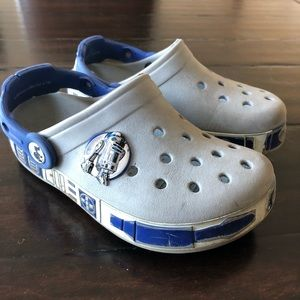 Kids Star Wars Crocs